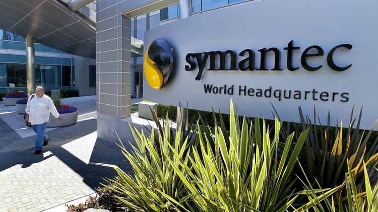 Symantec has ousted Steve Bennet as CEO.