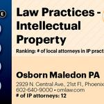 Protect that IP: Here are the top intellectual property law practices in Phoenix