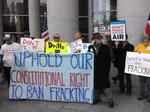 Colorado Supreme Court hears arguments in intense fracking case