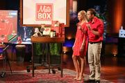 "Riley and Meis appeared on an episode of ABC's ""Shark Tank."""