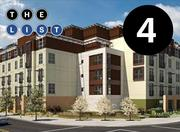 No. 4: Domain Apartments Square feet: 450,000 Type: Residential Owner: Equity Residential Address: 1 Vista Montana, 95134 Completion date: Nov. 2013
