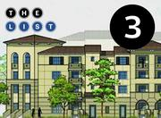 No. 3: Epic Square feet: 472,236 Type: Multifamily Owner: Essex Property Trust Address: 555 River Oaks Parkway, 95134 Completion date: 2014