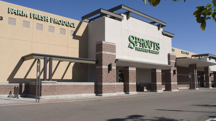 Sprouts will open a new store in Peoria next spring.
