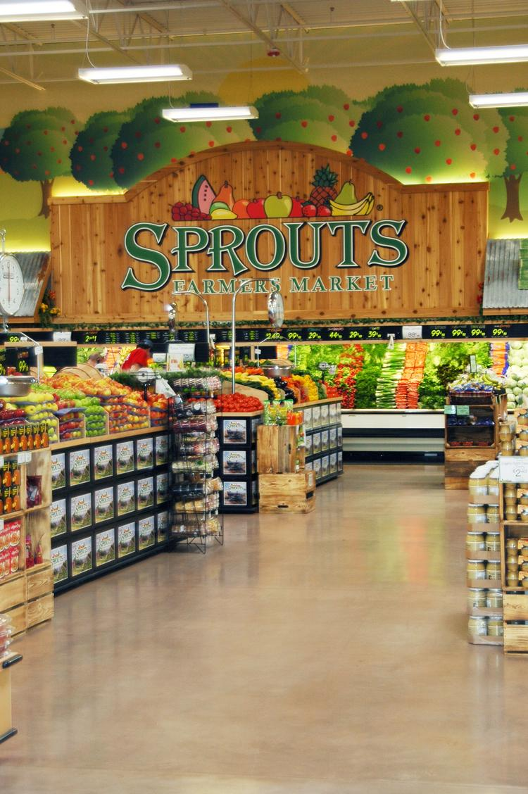 """Phoenix-based Sprouts Farmers Market went public last week and began trading on the Nasdaq Stock Exchange under the ticker symbol """"SFM."""""""