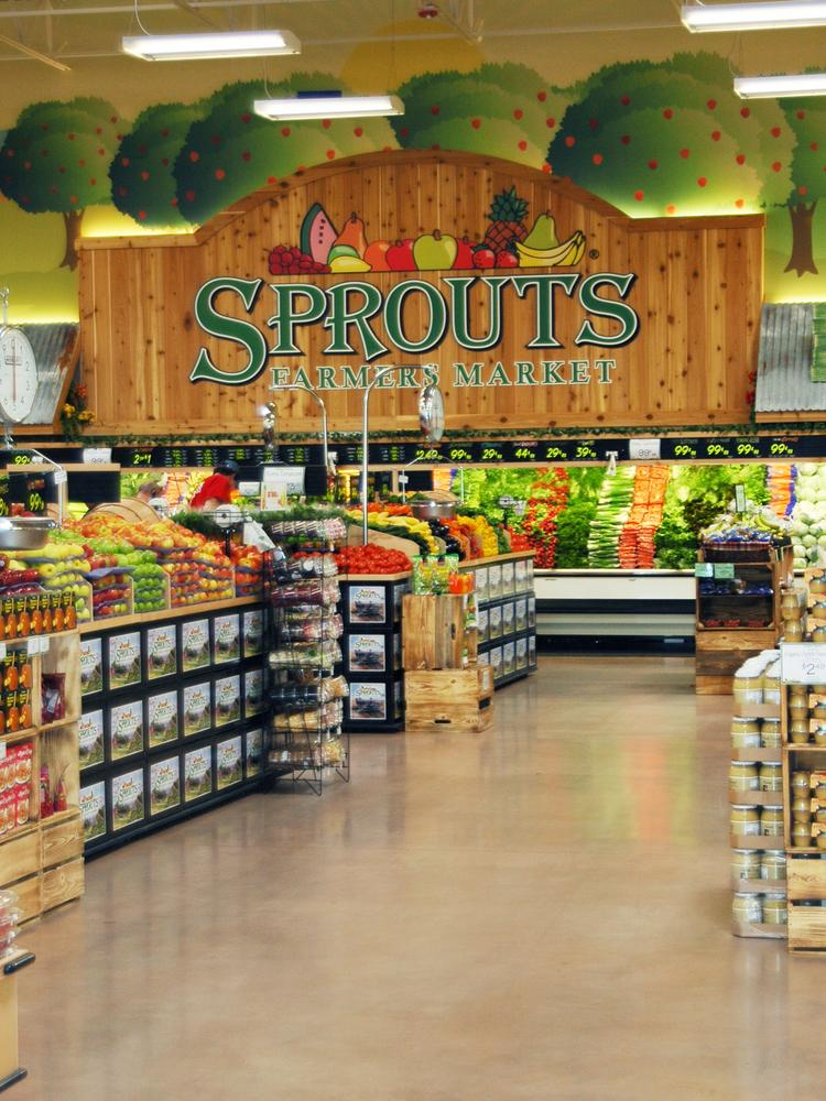 Phoenix-based Sprouts Farmers Market is well-liked by consumers.