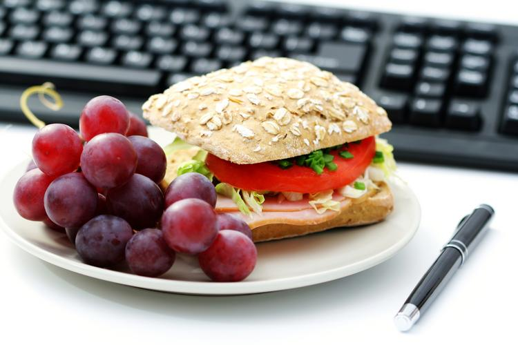 How often do you eat lunch in front of your computer screen? Successful people, no matter how busy, take a break for lunch. It helps reduce distractions, and may save time in the long run.