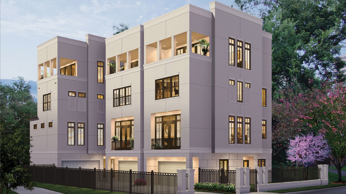 Manzel Contemporary Homes To Build Luxury Townhomes In