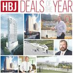Deals of the Year: Houston's most impactful deals of 2015