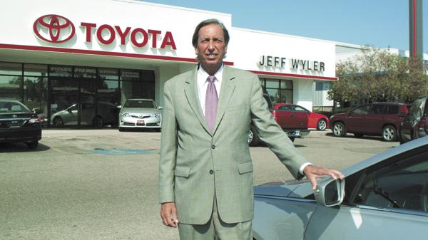 Jeff Wyler Springfield >> Jeff Wyler Springfield Expects Growth With Opening Of Toyota