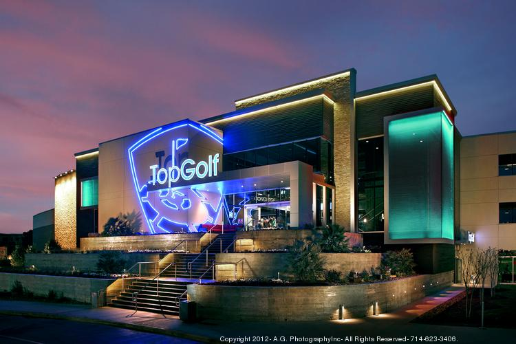 TopGolf will break ground on its second Houston-area location in Spring this week.  Click here to take a photo tour of Houston's first TopGolf facility.