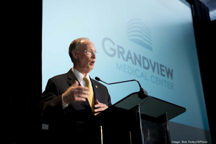 """Alabama Gov. Robert Bentley: """"I am not saying we are going to get it, but let me tell you, they do like Alabama,"""""""