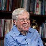 <strong>Koch</strong> foundation giving reached $44 million in 2015