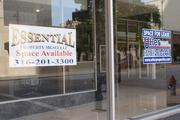 Security National has hired Delton Sandefer of Essential Property Management as the local property manager and he's relocated his company into the building. Tony Utter and Calvin Klaassen of Utter Commercial Real Estate Inc. are the building's leasing brokers.