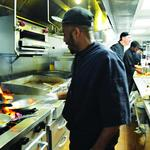 How local restaurants are making dinner work in Downtown