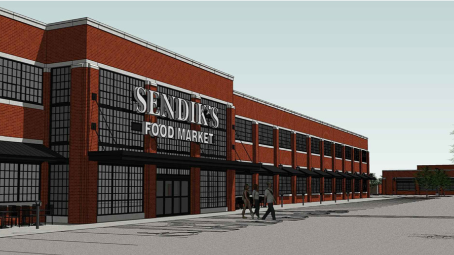 Sendik 39 s to open west milwaukee store this fall for Mitchell s fish market locations