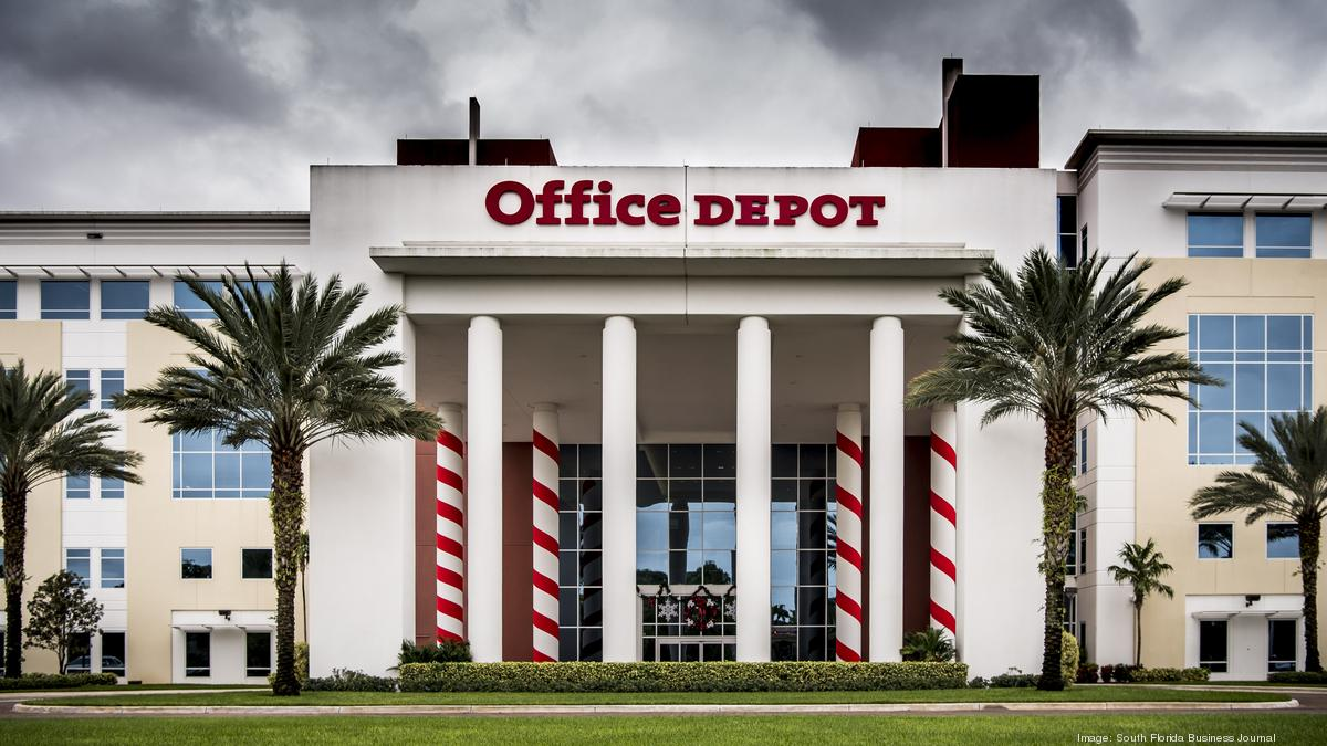 Office Depot To Sell European Business To Aurelius Rho
