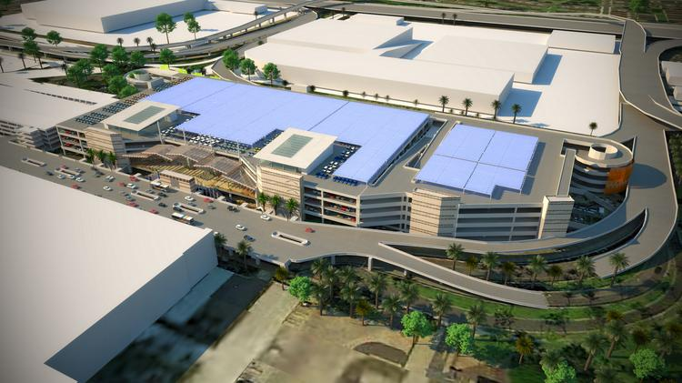 honolulu international airport opens bids for construction of consolidated car rental facility