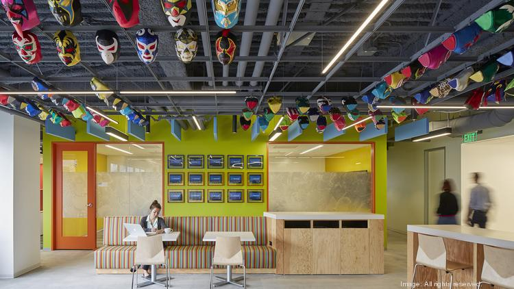 Bay area architects share their best office designs san for Design companies in san francisco