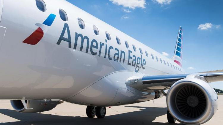 American Eagle pilot union leaders have rejected a recent contract agreement with the airline.  (PRNewsFoto/American Airlines)