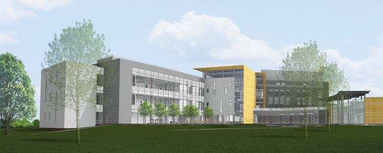 Rendering of Syngenta's expansion in RTP.