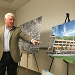 <strong>Kevin</strong> <strong>Bette</strong> details $60 million plan for Troy's waterfront
