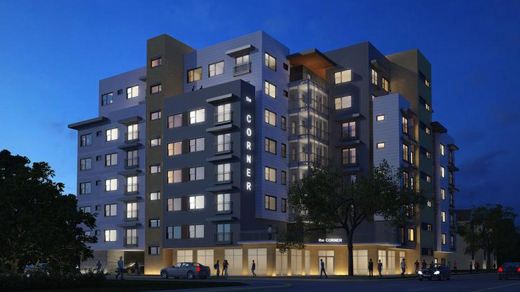 A New University Of Texas Student Housing Project The Corner Will Break Ground Soon