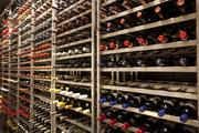 The wine tower has more than 250 selections from every major wine-growing area around the world.