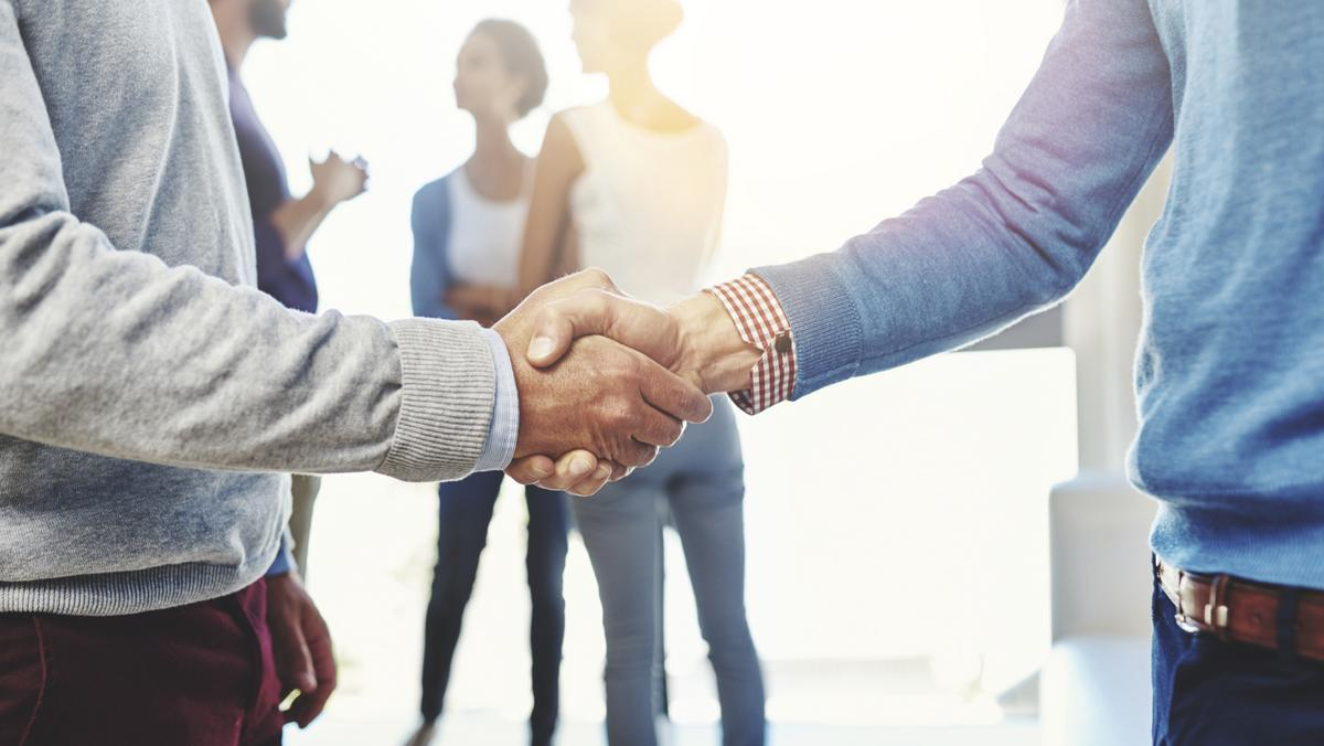 How to find the ideal business partner - The Business Journals
