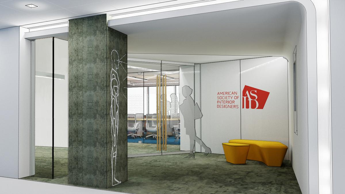 The American Society of Interior Designers is getting a WELL