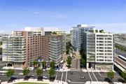 NoMa/H Street   Name: Washington Gateway  Location: 100 Florida Ave. NE Size: 14 stories, 400 units.  Developer: MRP Realty