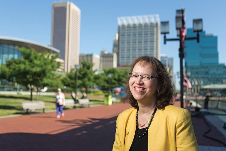Lisa Hayes, a senior vice president at PNC Wealth Management, is the breadwinner in her family.