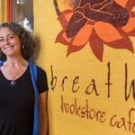 Hampden's Breathe Bookstore Cafe for sale after 10 years on The Avenue