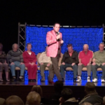 See why this former police officer became a full-time hypnotist