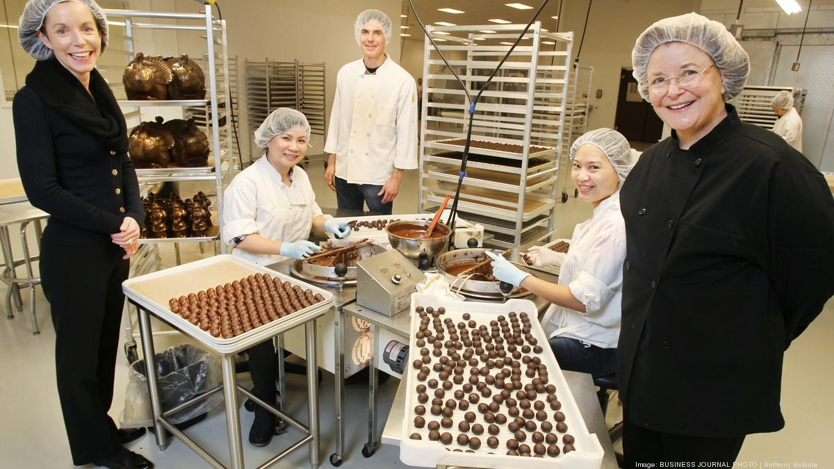 Behind the scenes in Fran's new chocolate palace - Puget Sound ...