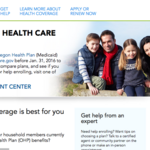 Still haven't enrolled in a health plan? Don't worry, Oregonians, there's time