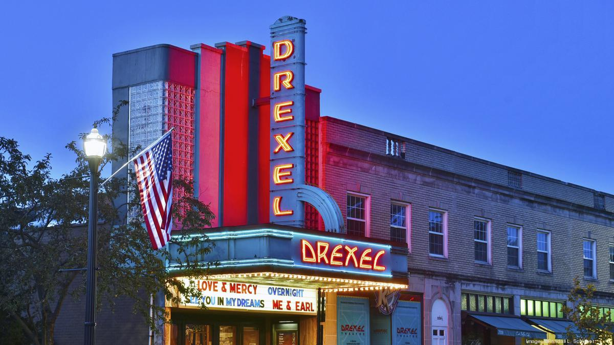 With X Rated Theater Long Gone, Bexley Preserves Cinematic Heritage With  $2.6M Drexel Theatre Rehab   Columbus   Columbus Business First