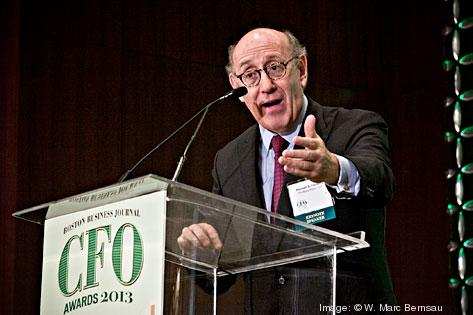Keynote speaker at the Boston Business Journal's CFO Awards luncheon was Kenneth Feinberg, founder and managing partner at Feinberg Rozen, who spoke of his recent experience as administrator of Boston's One Fund and both the challenges and rewards it provided.
