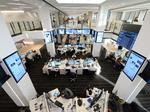 Washington Post's new HQ mixes future of journalism into its legacy