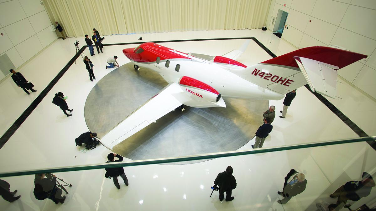 Honda Aircraft Co Selects Dealer To Expand Jet Sales In