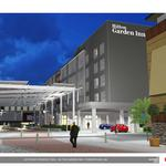 Patriot Place expanding with Hilton Garden Inn hotel