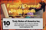 The Top 10 family-owned businesses in Phoenix