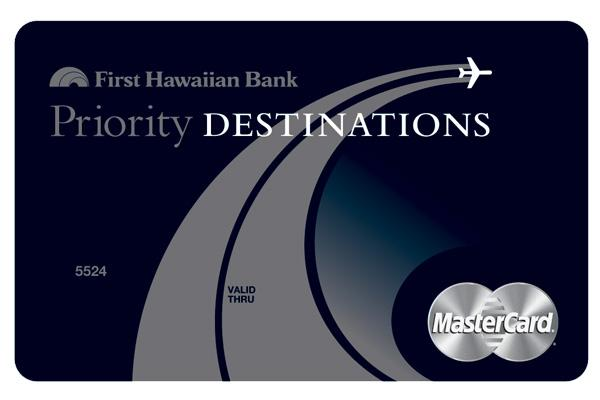 First hawaiian bank introduces new travel rewards credit for First business credit card