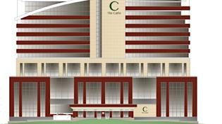 """Rendering of the """"Carlo,"""" a $75 million developmentunveiled by Carl Paladino."""