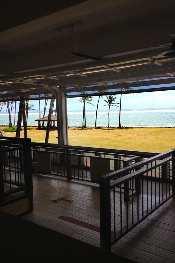 Donny Kimi plans to open a new restaurant on Kauai called The Beachwalk Restaurant and Grill  on the site of the former Scotty's Beachside BBQ, seen here.