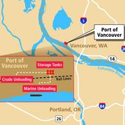 The proposed Tesoro-Savage oil terminal would represent a $100 million investment at the Port of Vancouver.