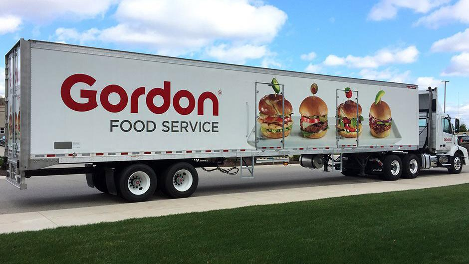 Tampa Truck Center >> Gordon Food Service The company is a large distributor of food products to foodservice operators ...