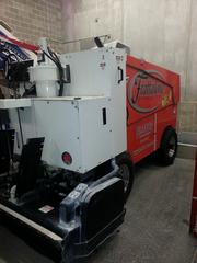 One of two zambonis