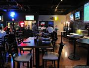 The Sak's sports bar in the Vadnais Sports Center.