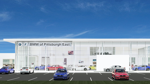 AL Motors to set up BMW of Pittsburgh East at former Circuit City