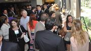 People mingle at the 2013 40 Under 40 awards held at Pier 66.